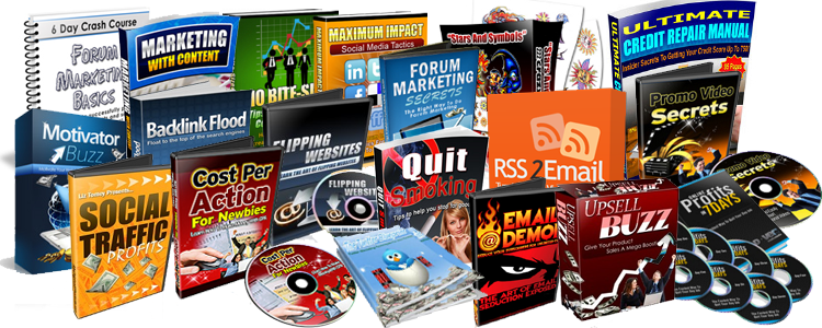 2500 PLR and MRR products