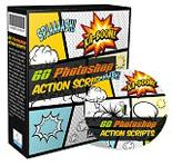60 Photoshop Action Scripts Pack