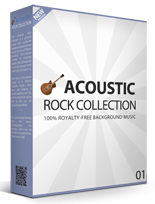 Acoustic Rock Band Collection Audio Pack Volume 1