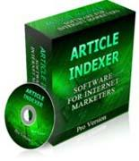 Article Indexer Software
