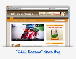 Child Eczema Remedy Niche Blog