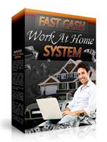 Fast Cash \'Work At Home\' System Video Series