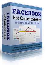 Facebook Hot Content Seeker Plugin
