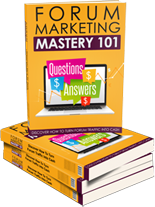 10 Forum Marketing Mastery Upsell