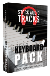 Keyboard Stock Audio Tracks Pack