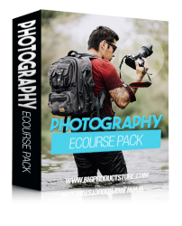 Photography Ecourse Pack