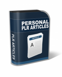 10 Retirement PLR Articles