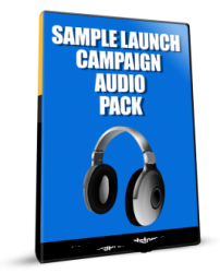 Sample Launch Campaign Audio Pack