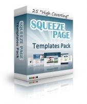 25 Squeeze Page Templates